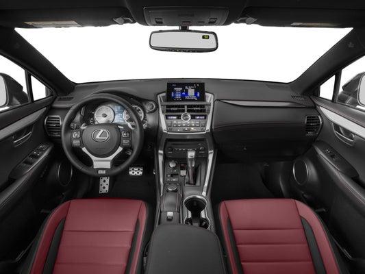 Lexus Nx 200T F Sport >> 2017 Lexus Nx 200t F Sport