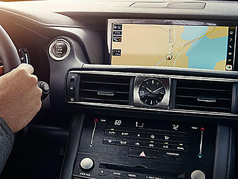 Lexus Navigation FAQ